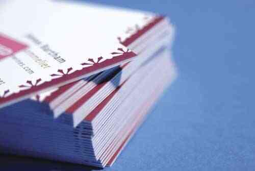卡片咭片設計/印刷 3