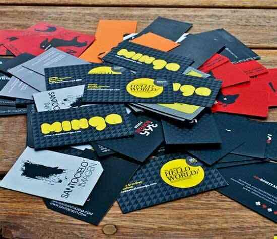 卡片咭片設計/印刷 1