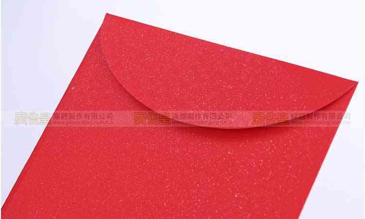 澳門新年紅包利是封定制定做製作印刷Logo燙金公司宣傳廣告