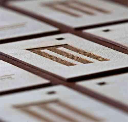 43張令人難以忘記的激光切割名片/卡片設計 15