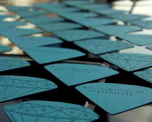 43張令人難以忘記的激光切割名片/卡片設計 23