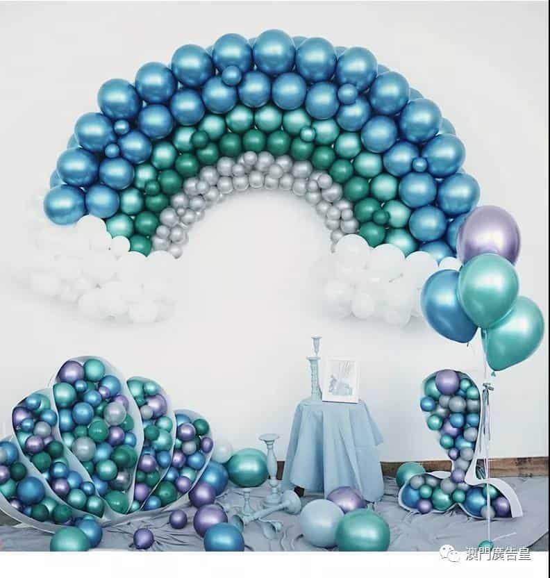 如何選擇合適的氣球呢? 了解更多7個主要氣球分類 37