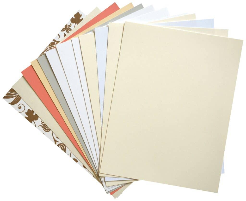 常見紙質 5