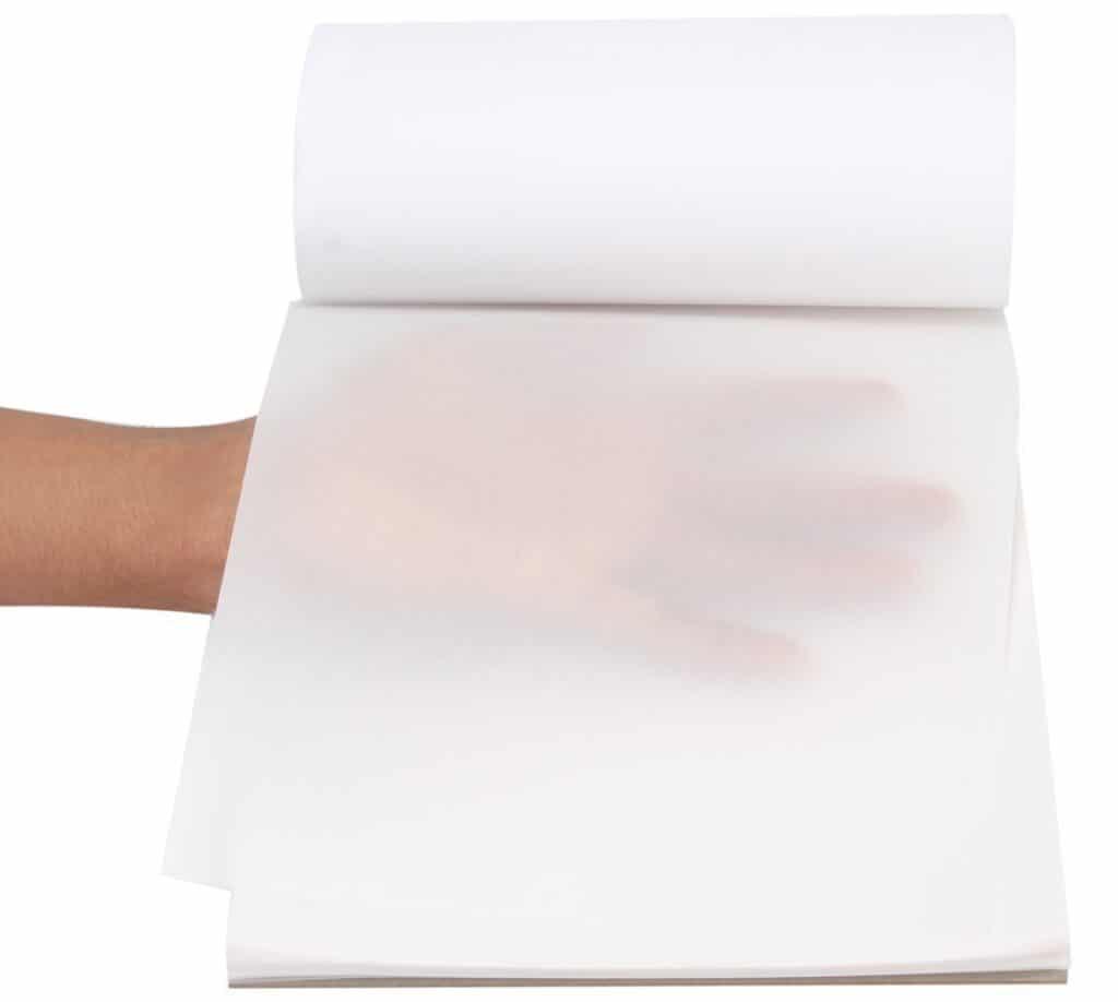 常見紙質 1